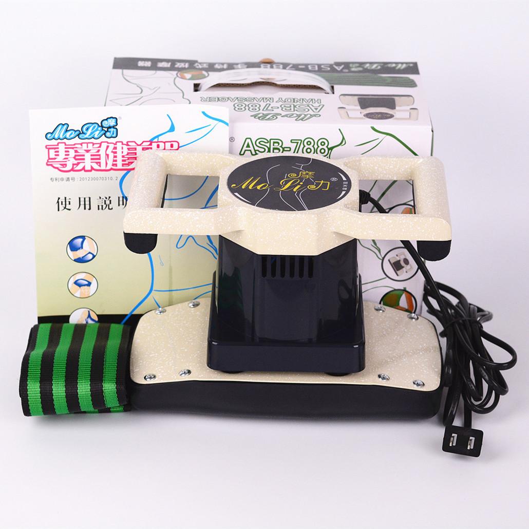 規格品の魔力マッサージャー摩奇美容院振動やせた腰の腹減多機能電動全身振脂計器