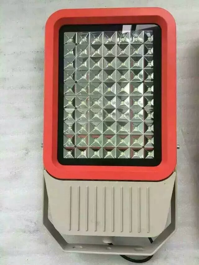 การกระจาย BZD129 ชุด LED floodlights โคมไฟถนนแบบนั่งร้าน led50W100W150W200W แสง
