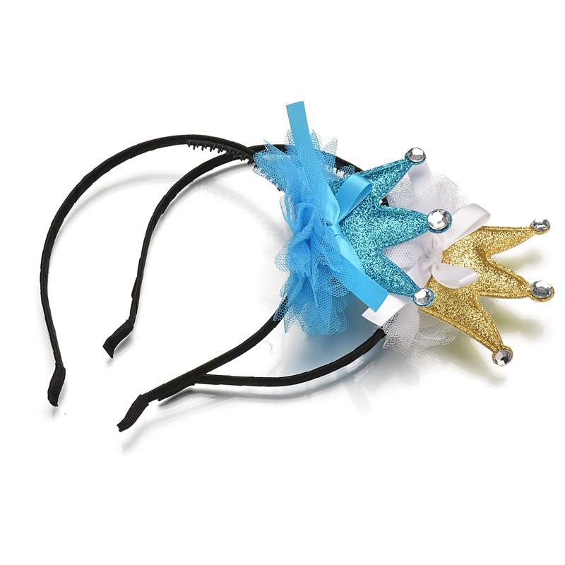 Coroa de Princesa Linda de cabelo acessórios de cabelo Infantil bebê menina com dentes cocar coreano jóias gancho antiderrapante
