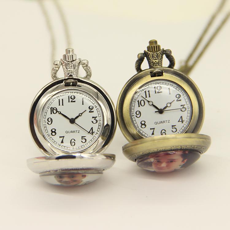 Τέιλορ σουίφτ. με την παράγραφο TaylorSwift. γύρω από το ρολόι τσέπης κολιέ δώρο γενεθλίων δημιουργική κατά παραγγελία