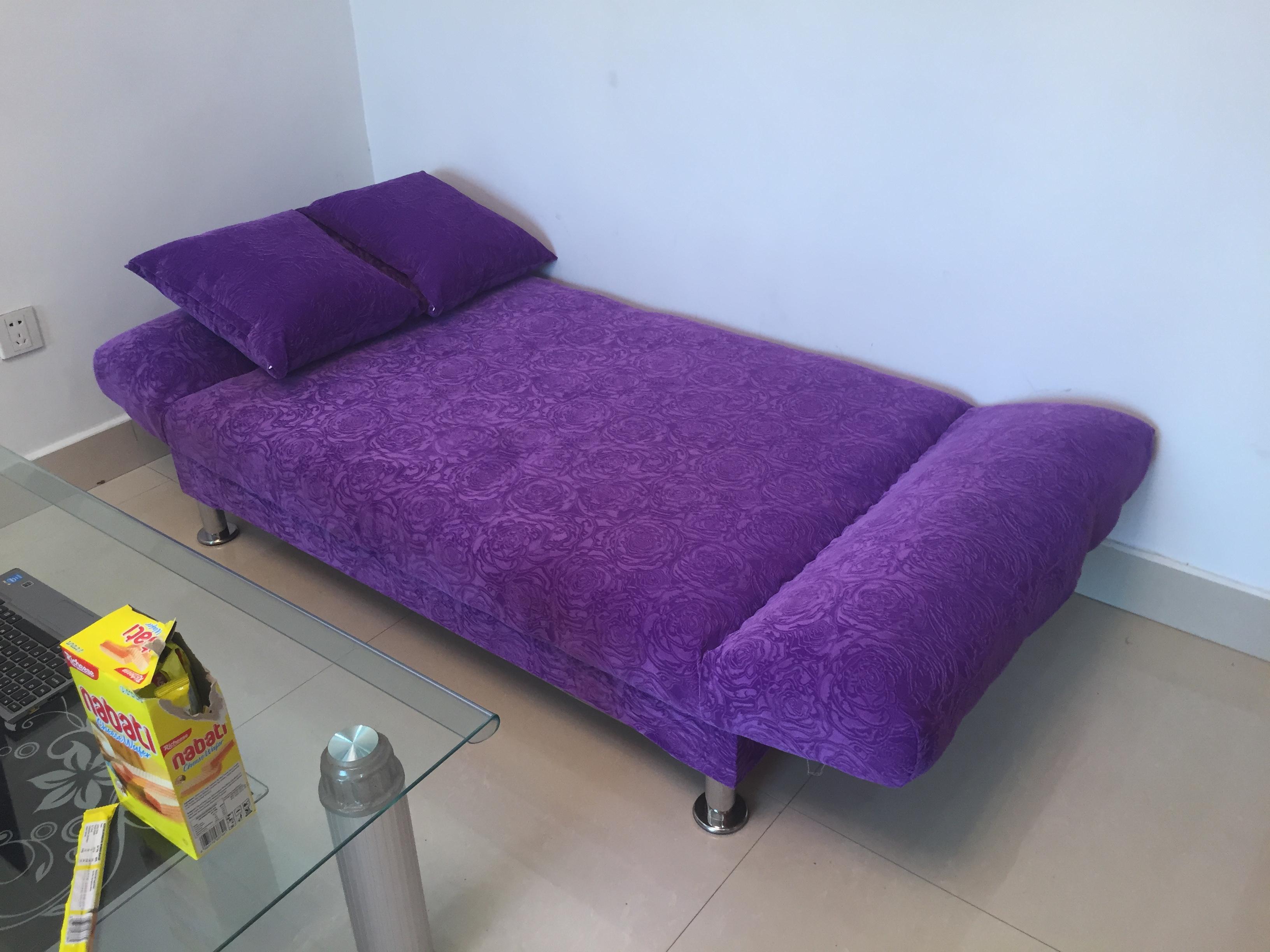 Το μικρό μέγεθος της 1.21.51.8 πτυσσόμενο καναπέ - κρεβάτι πολυλειτουργική απλή καναπέ δύο τρία άτομα καναπέ κρεβάτι τεμπέλη