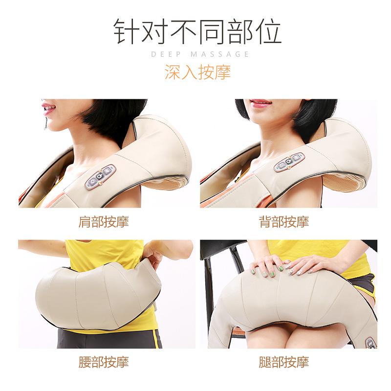 szyja, ramiona. modne. masaż całego ciała / do masażu pleców urządzenia wielofunkcyjne szyjki macicy