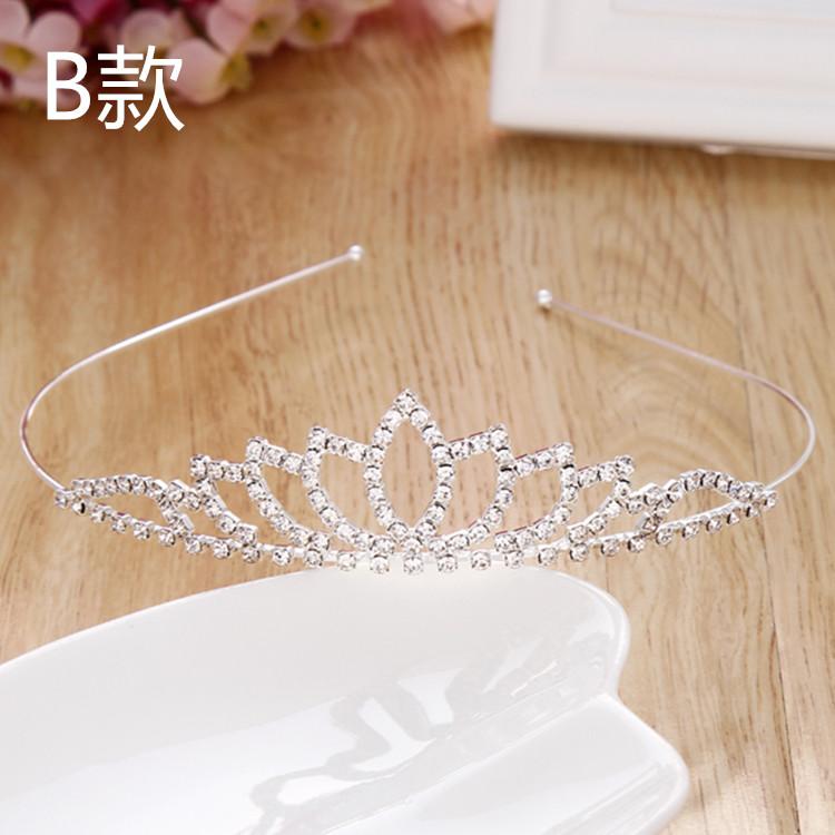 姫様と児童カチューシャ髪飾り女の子滑り止めを歯頭箍女児赤ちゃんの頭の飾り