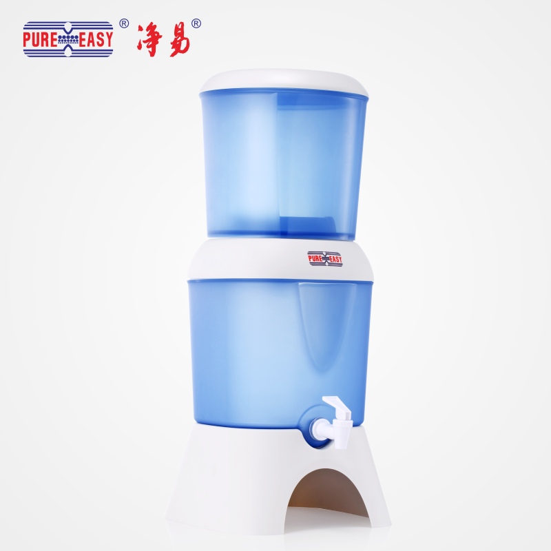 Pure water purifier, household direct drinking kitchen, water purifier, water purifier, ceramic net bucket, tap water filter