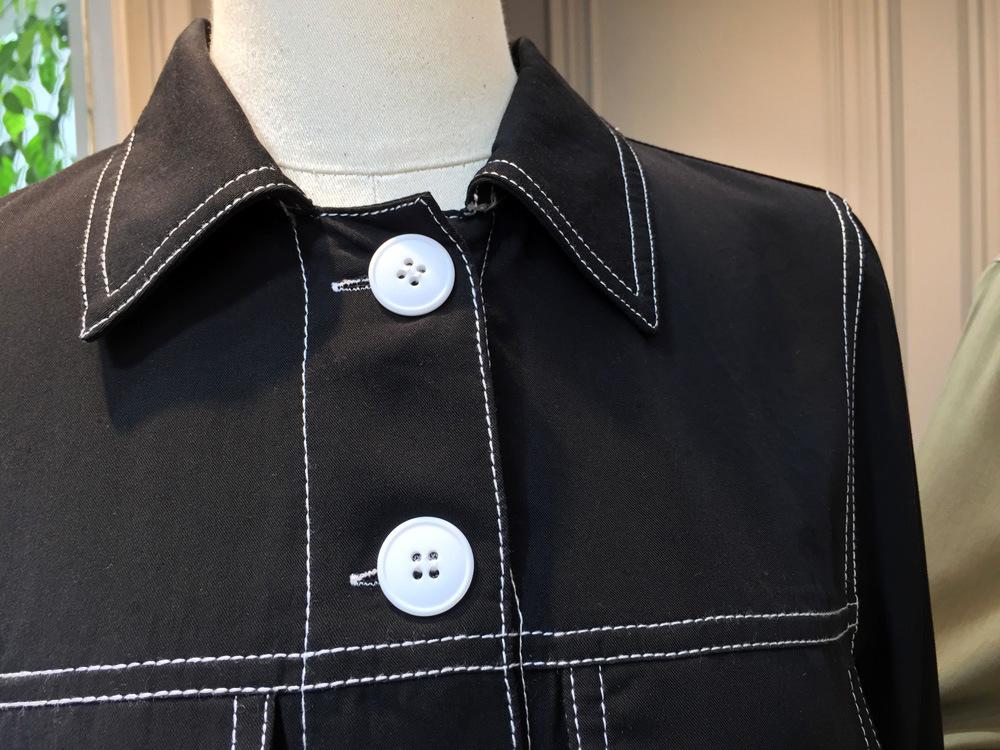 IZ81508 - nome di Due Pezzi di Moda Femminile in autunno e le importazioni di cuprammonium scadenza 2017 elegante vestito scollato