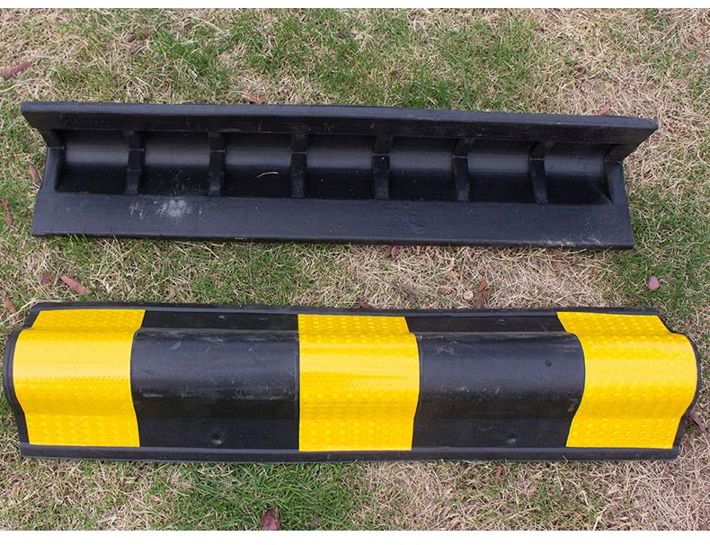 80CM反射船首条反射ゴム护角駐車場護壁の隅の壁の隅の保護装置交通施設
