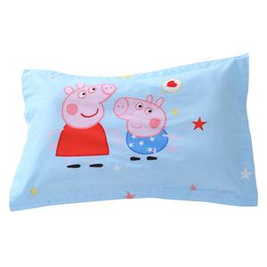 格茵美纯棉宝宝儿童枕头1-3-6岁幼儿园长方形小枕头小孩学生婴儿