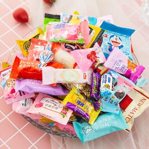 结婚喜糖散装宝宝宴创意混装棉花糖俄罗斯巧克力高档个性婚礼糖果