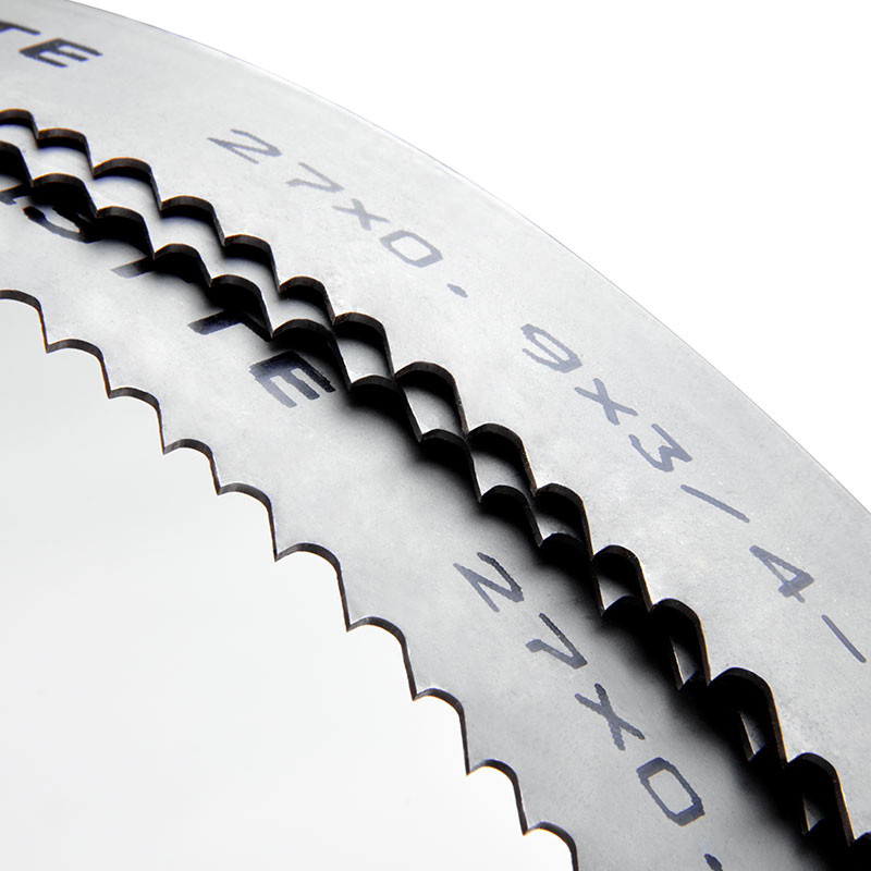 Machinehacksawblade double varitity imported material saw 3505 saw blade high speed steel hacksaw blade front