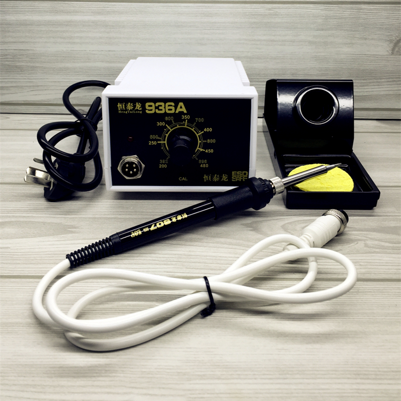 Tyrone lead-free soldering station 936 constant temperature constant temperature electric iron anti-static 936A mobile phone computer repair welding