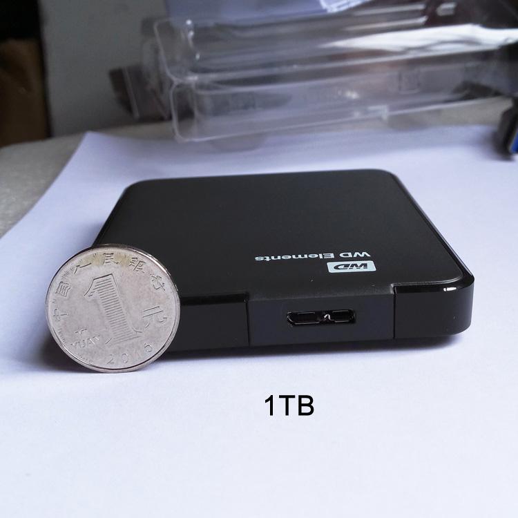Dwharddisk2tbencryptedMac WD, disque dur mobile portatif mince peut être cryptée