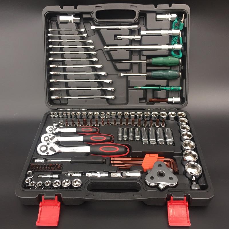 53 часть торцовый ключ костюм ремонтной автомобиль размерности сочетание набор оборудования и инструментария ключ храповика группы