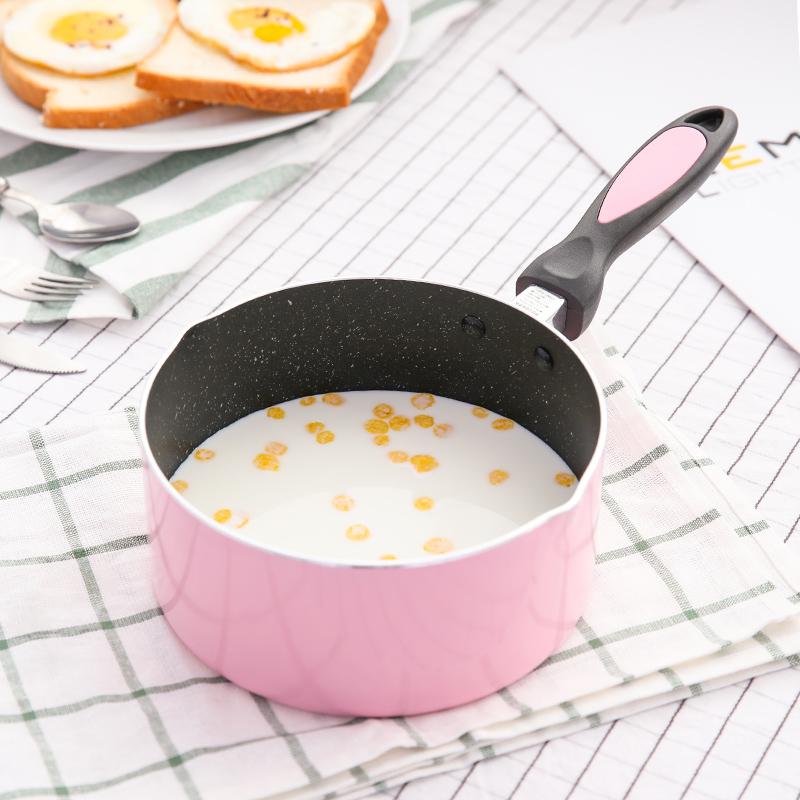 miniatyr elektromagnetiska spis allmänna mini - mjölk skål nudlar av sten, pan - pan tjockare baobao
