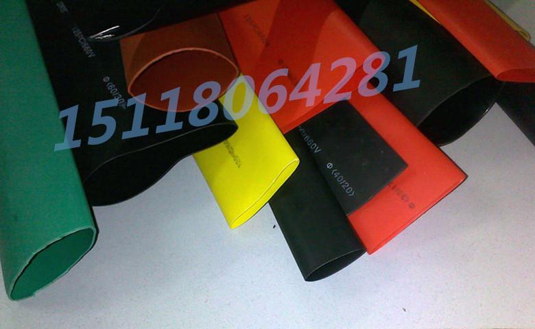 El 25.4MM con adhesivo de doble pared, 3 veces la contracción térmica impermeable sello 3: 1 tubo termocontraible