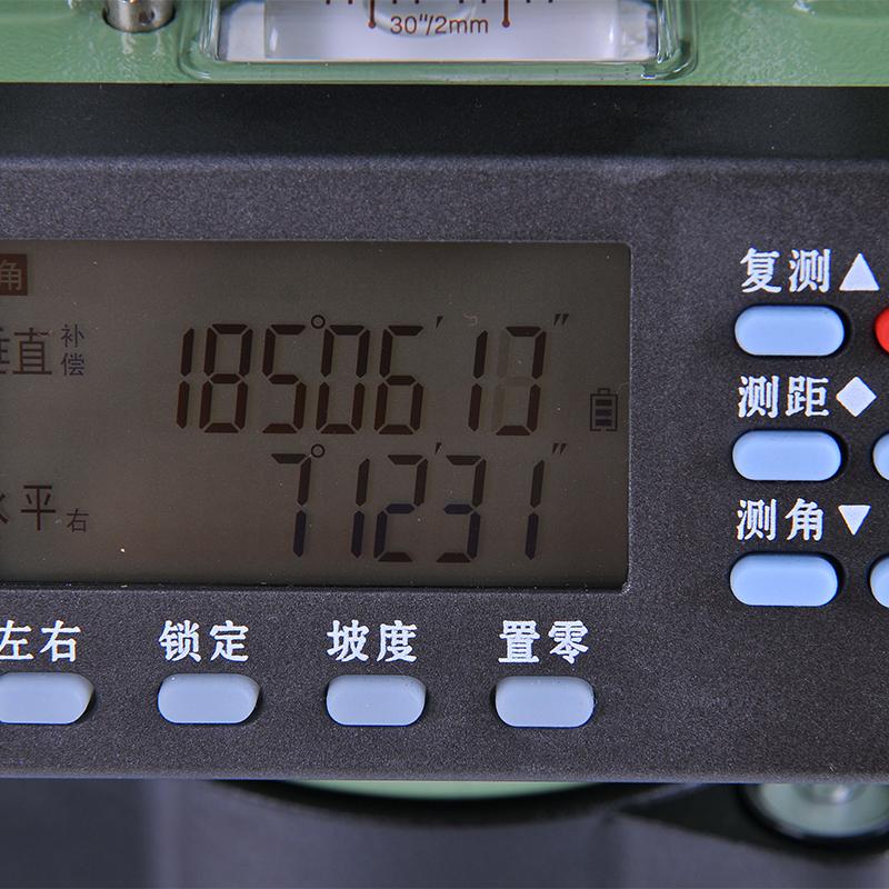 Changzhou ของแท้ของโลก DE2AL กล้องวัดมุมอิเล็กทรอนิกส์กล้องวัดมุมเลเซอร์คู่เครื่องวัดความแม่นยำสูง
