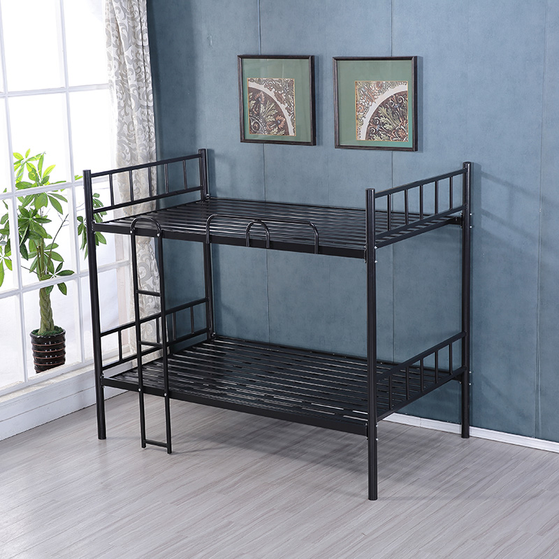 Bunk beds bunk bed frame height bed dormitory bed adult student workers to get out of bed, iron bed