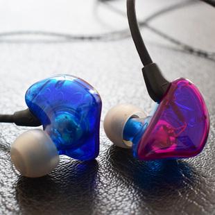 明星同款重低音苹果华为手机通用挂耳入耳式线控耳挂耳机有线耳塞