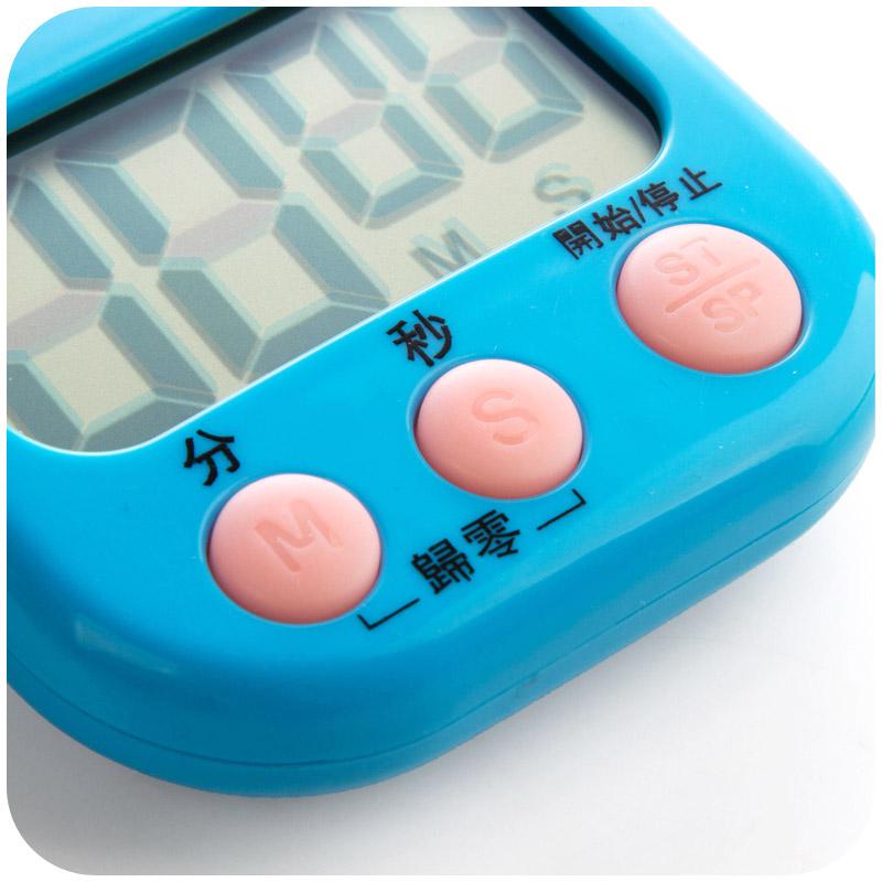 køkken - timer timer nedtælling påmindelse højt studerende elektronisk ur vækkeur, stopur.