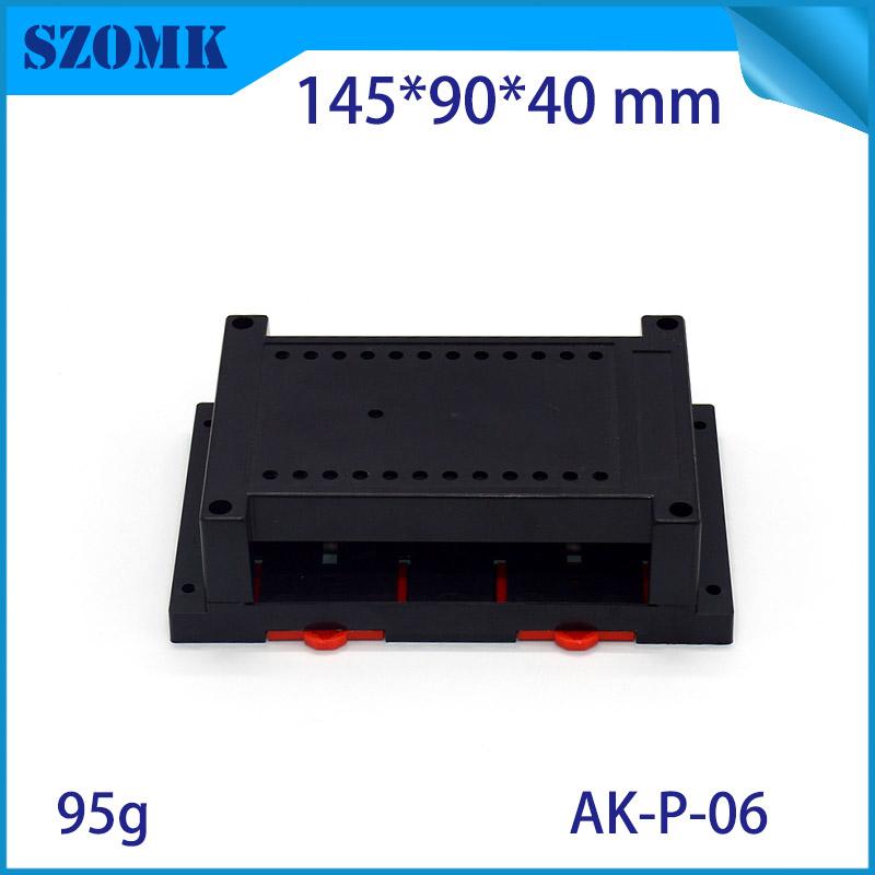 SZOMK145 *きゅうじゅう* 40AK-P-06レールPLC制御スイッチ殻殻計器箱箱のプラスチックの労働者の訴える