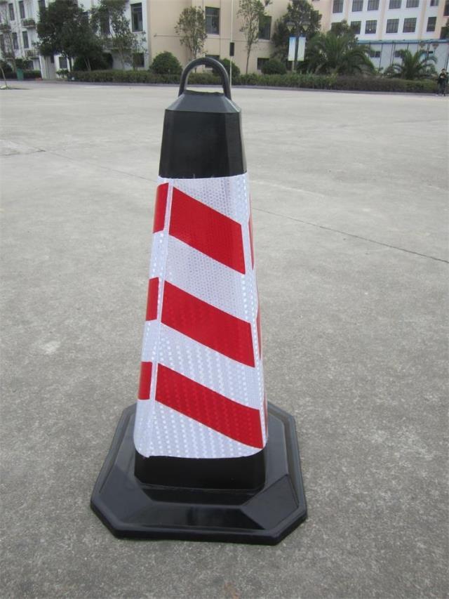 Лу, отражающие каучука конус предупреждения конус пластиковые сторон конус парковка запрещена дорожных заграждений объектов бренд мороженое ствол площадь конуса