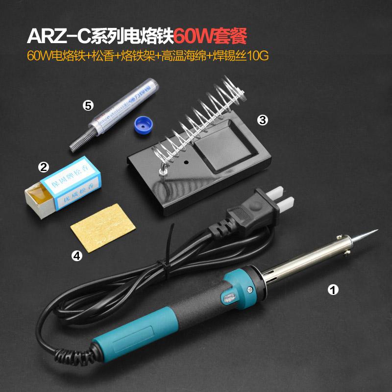 Ferro de solda de solda de solda elétrica é constante para um pacote de Cerca de 60W30w pen -