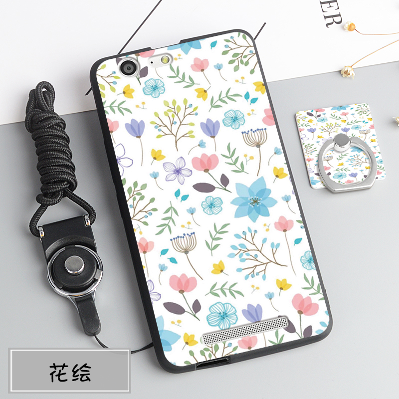 Anti fall soft shell Metrosexual Jin Jin M5 M5 mobile phone shell female mobile phone set silicone Gionee M5 protective sleeve