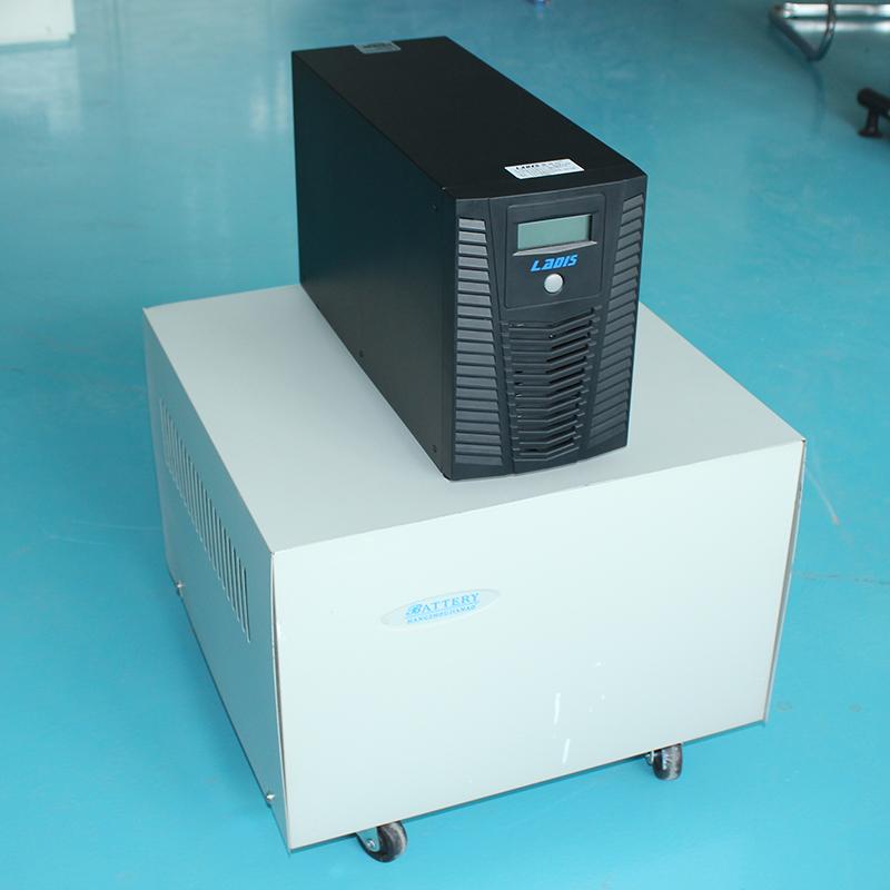 A divisão de tempo de 45 minutos 2KVA1200W Reddy UPS Fonte de alimentação de comutação automática H2000L LCD