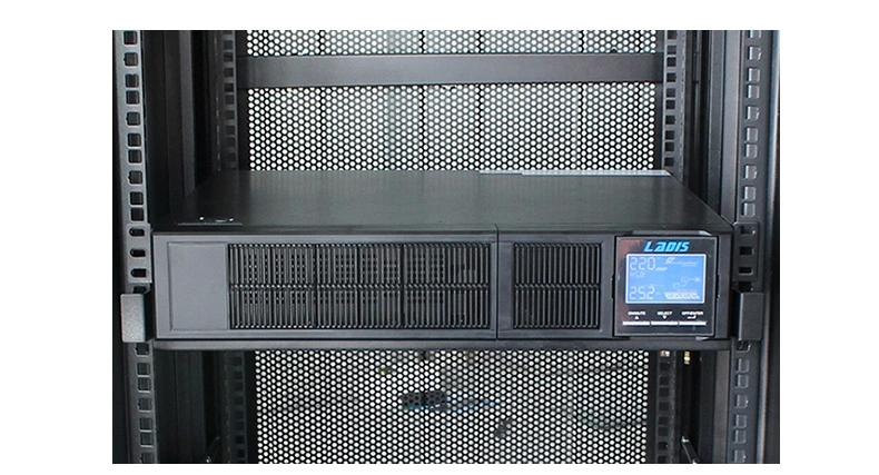 Рэй ди отдел GR1KL рамы башенного двойной преобразование бесперебойного питания UPS 1000VA длительные задержки принимающих 800w