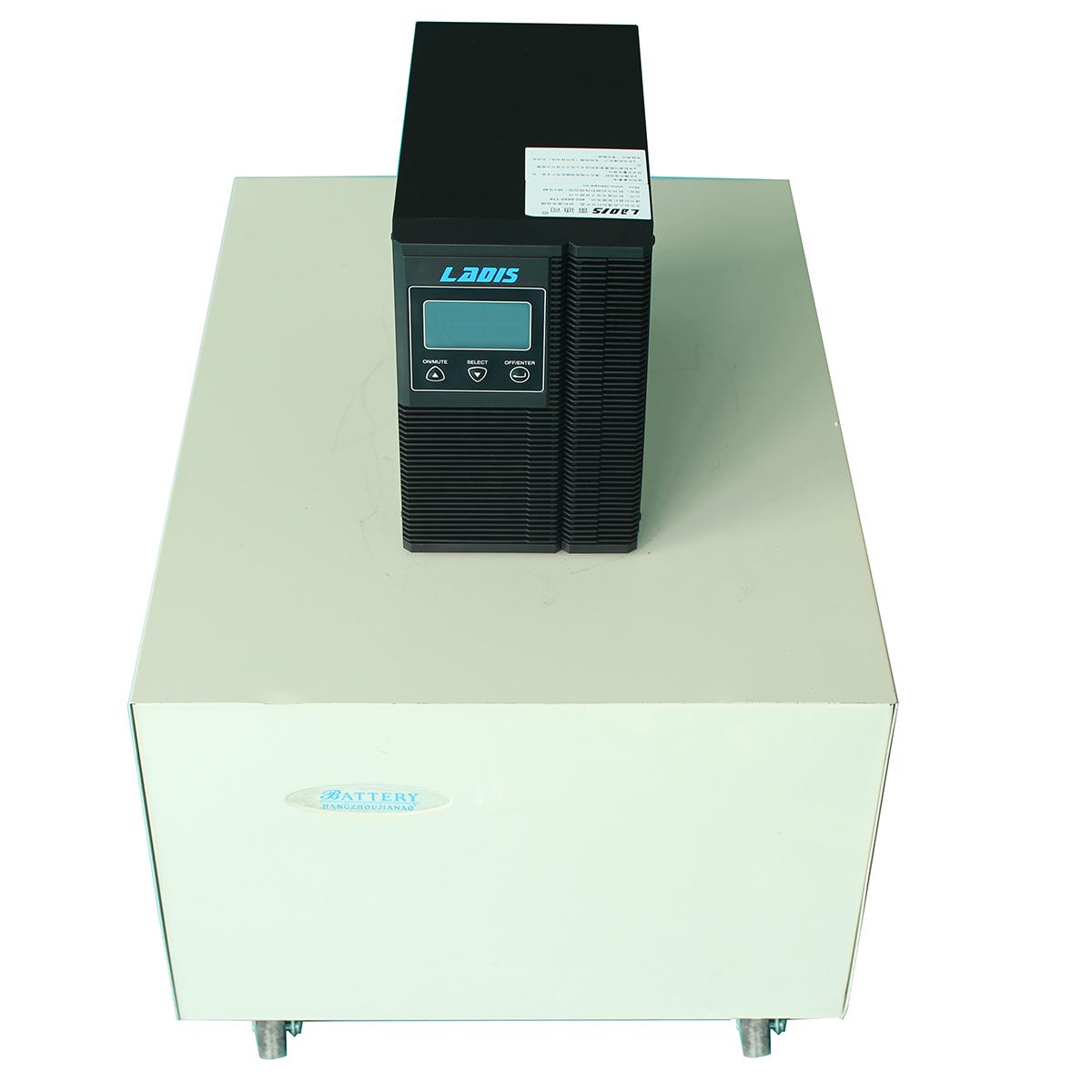 G2KL2KVA Reddy für on - line - ups 1600 watt um eine stunde verlängert 38AH batterie - 6