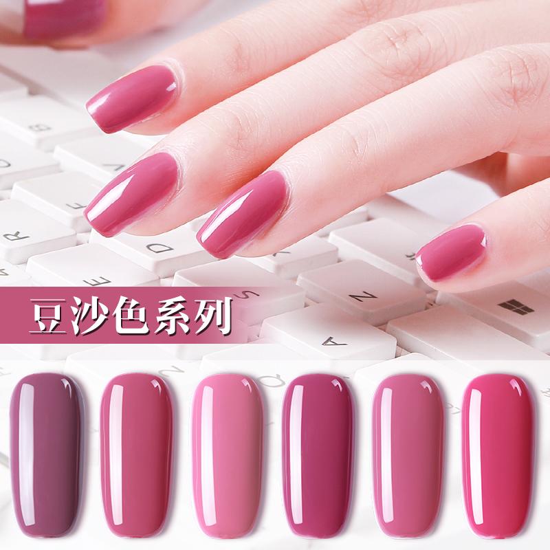 Гойя серии Анко цвет ногтей клей Аутентичные кока Барби qq фототерапия клей кольцо держать долго маникюрный лак для ногтей клей