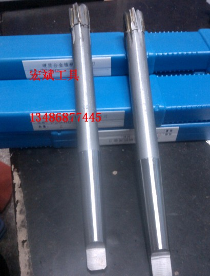 Carbide taper shank machine reamer 59-, 60YG/YT, specifications complete, can undertake non-standard custom-made