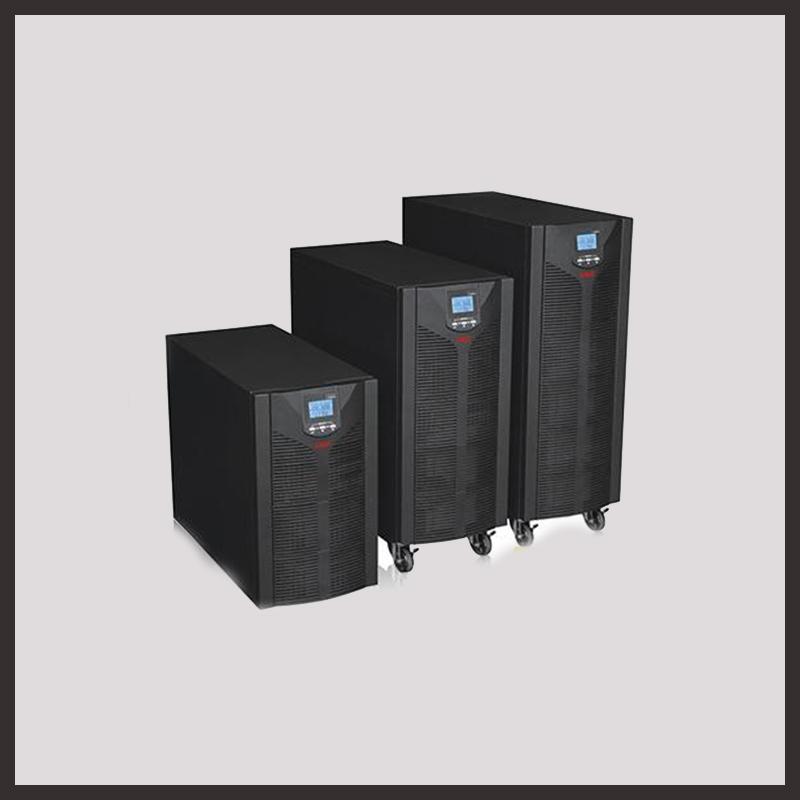イースト易事特UPS電源6KVA標準遅延EA906S高週波オンライン6K標的機内蔵バッテリー