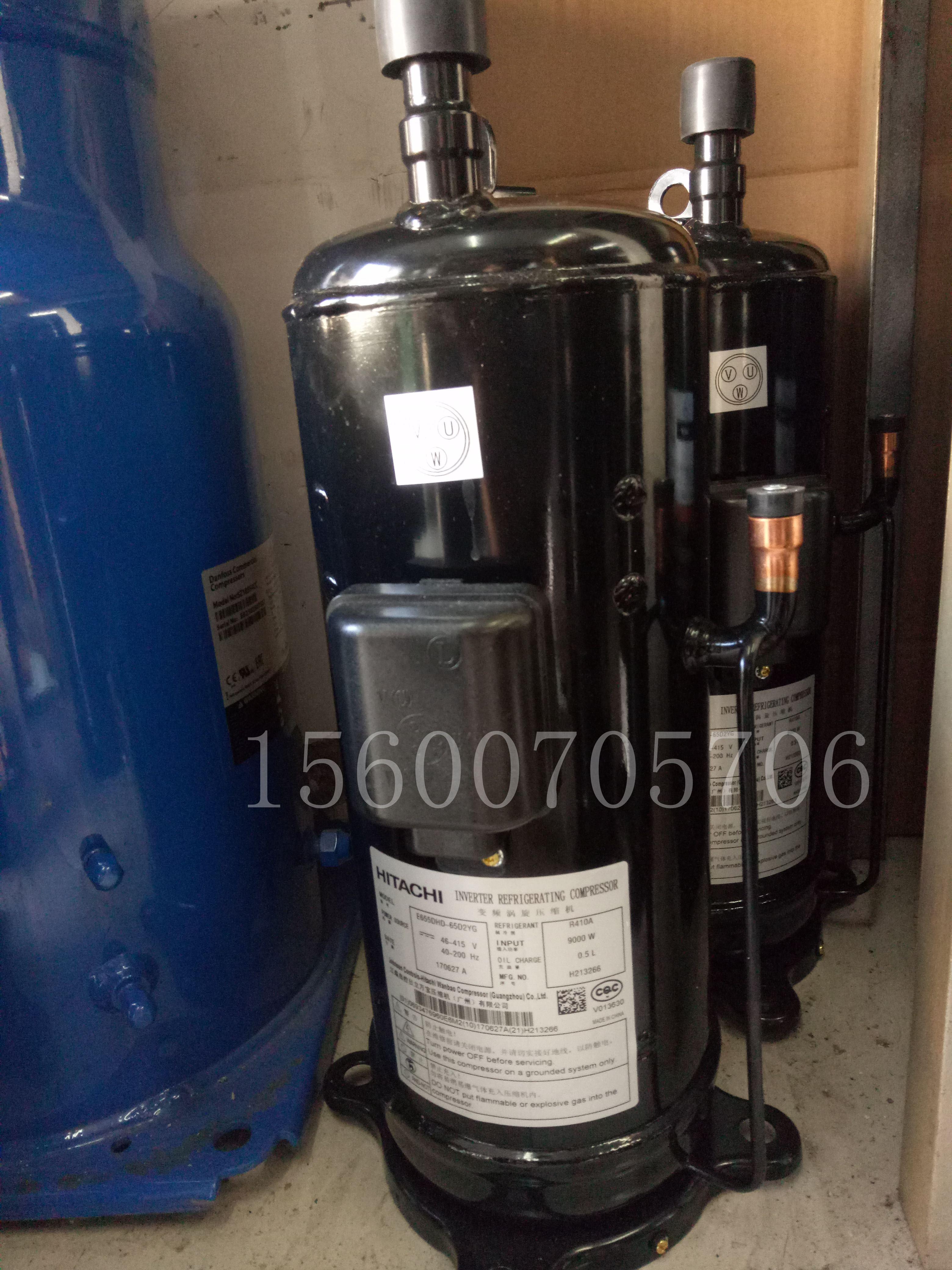 NeUe Original - kompressor - Hitachi E655DHD-65D2YG6HP r410a