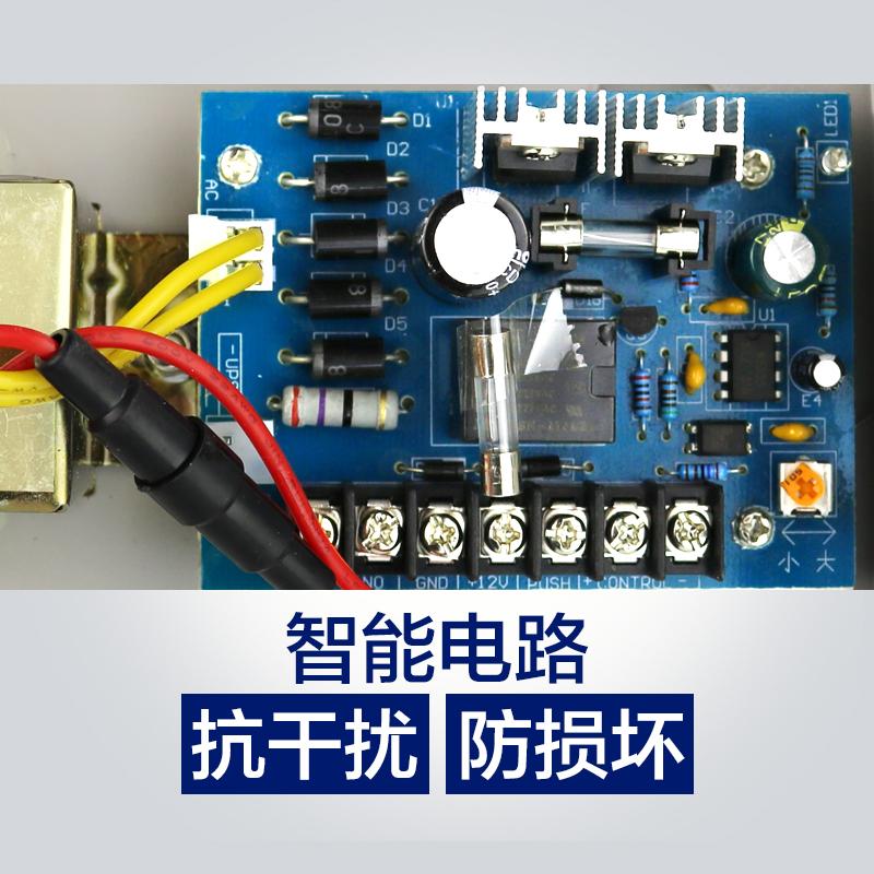 De toegang tot de exclusieve koper 12V3A 12V5A transformator vertraging dubbele stroomvoorziening van de voor de verwerking verantwoordelijke.