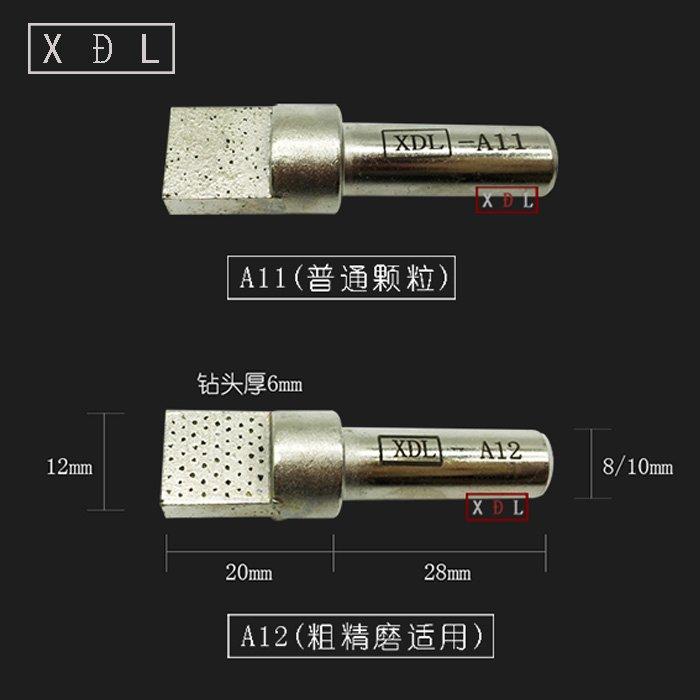 Xin De Li diamond square diamond pen dresser multi diamond trimming knife grinder dresser