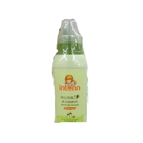 オーストラリアintonn元童心愛果実の野菜を洗剤で洗いやすい赤ちゃんの哺乳びん無殘っ400ml