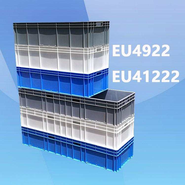 VEU Branco Longo com caixas de plástico retangular Da caixa Da caixa de armazenamento Da plantação de tartaruga de caixa