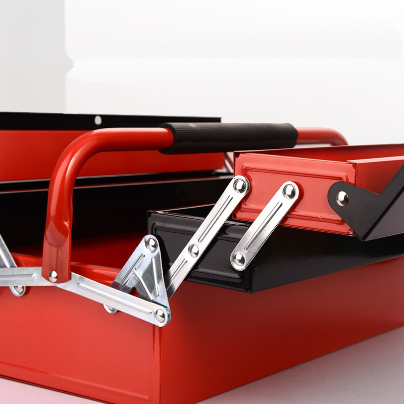 Thickening the hand-held toolbox to repair the capacity of the hydroelectric box with the thickening of the car