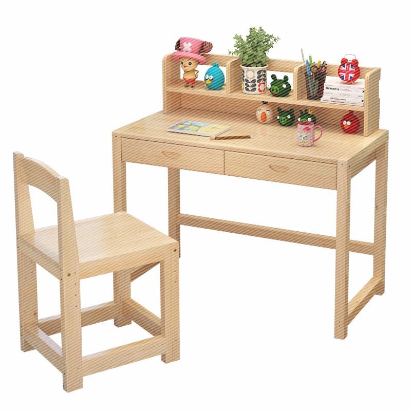 Les étudiants de bureau bureau de bois domestique double de jardins d'enfants de bureau bureau bureau de levage pour enfants