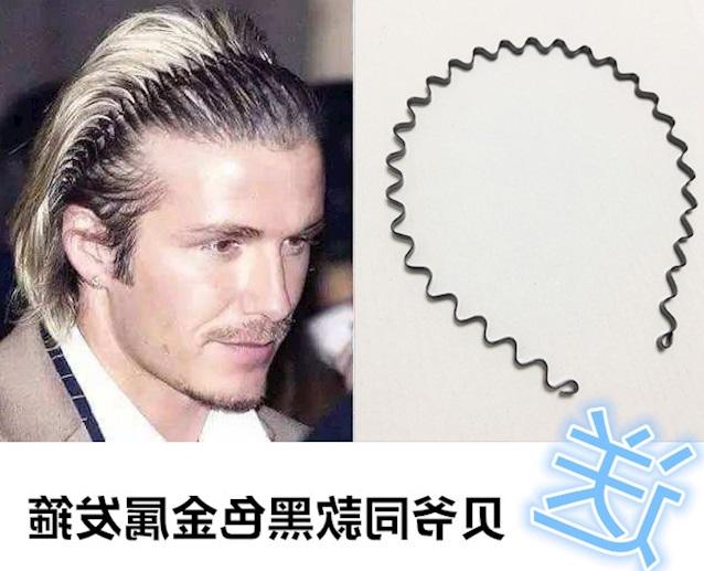 корейский вязаный вентиляции эластичные пот моды волосы черные и белые полосы с мужчин и женщин эластичные головные уборы бант обруч