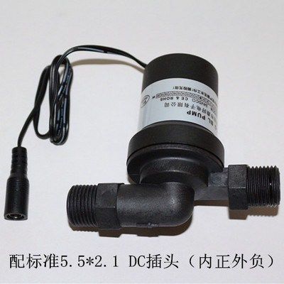 12v solar gas calentador eléctrico de agua caliente los tubos de la bomba de agua, bomba de tubo de electrodomésticos