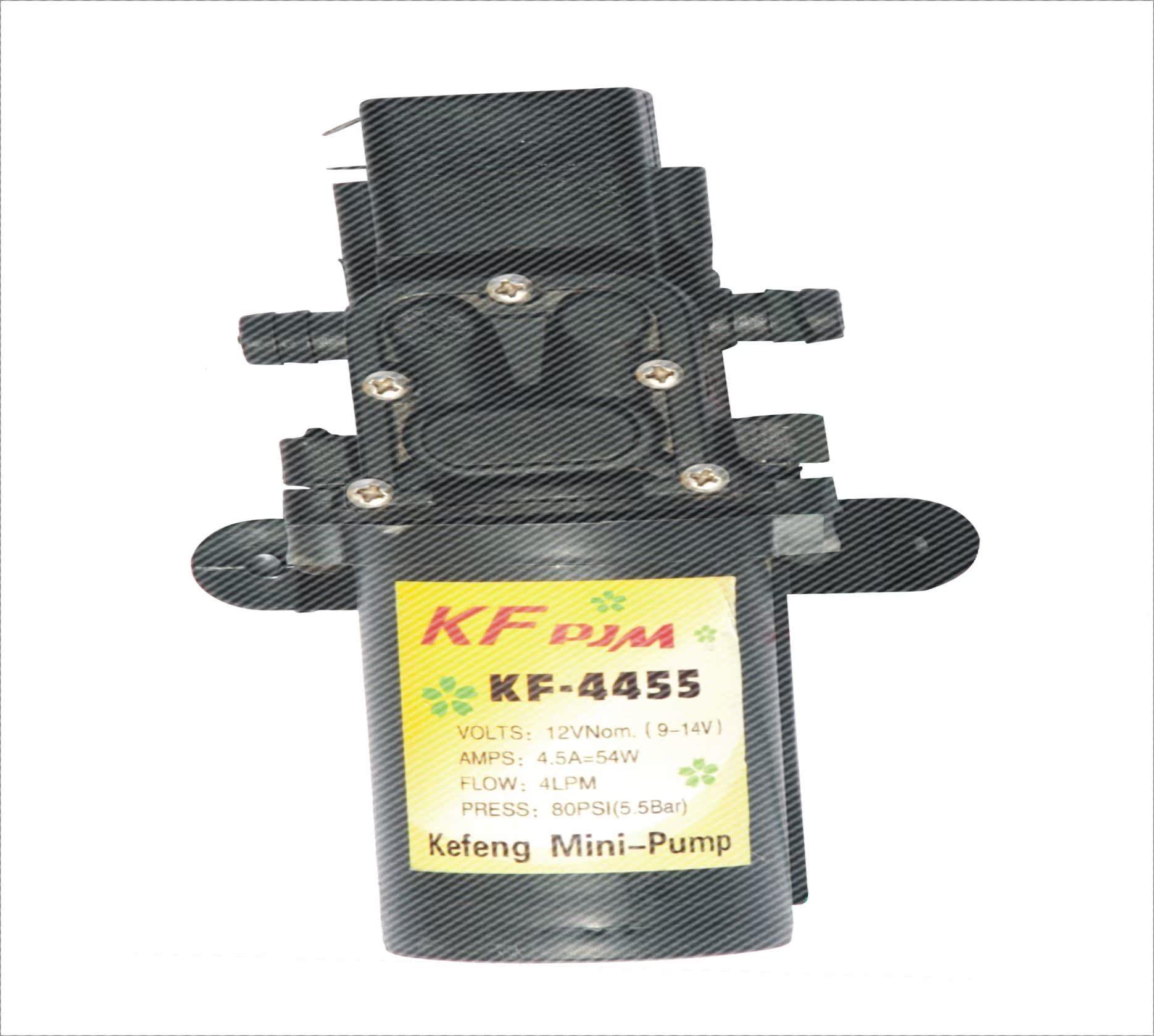 家庭用電気スプレー12ポンプマイクロ隔膜ポンプ洗車高圧ポンプ吸込みポンプ圧力が高いから還流