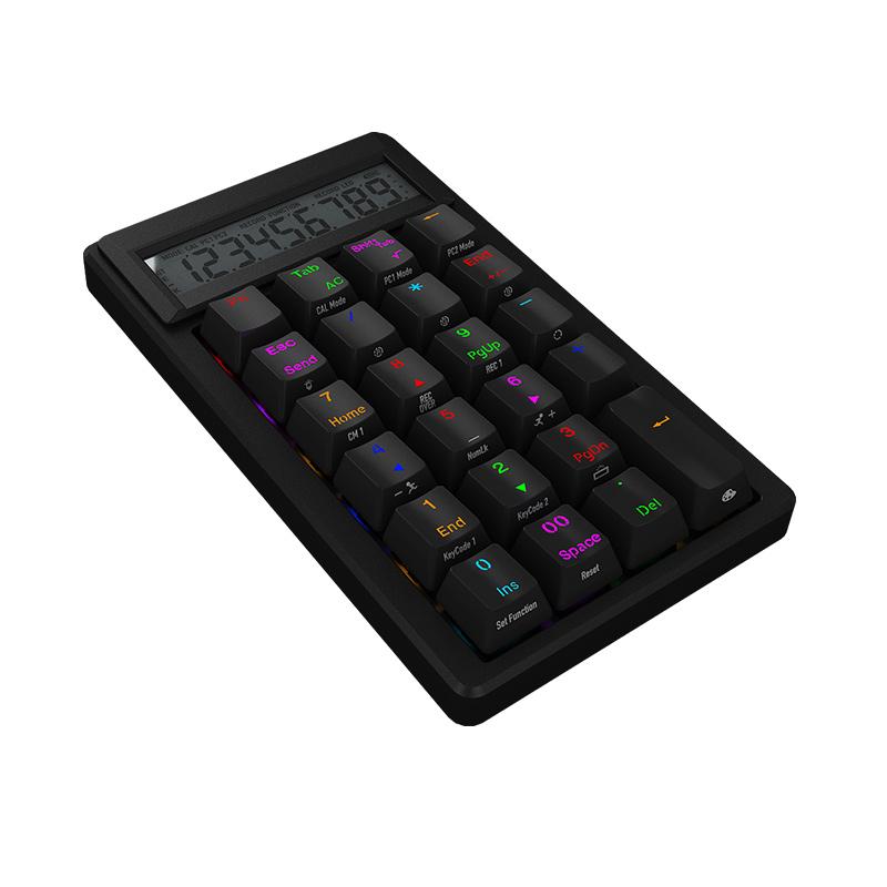 A Ia cool akkoXDuckyPocket clavier numérique portable multifonctionnel de courrier mini - paquet financier