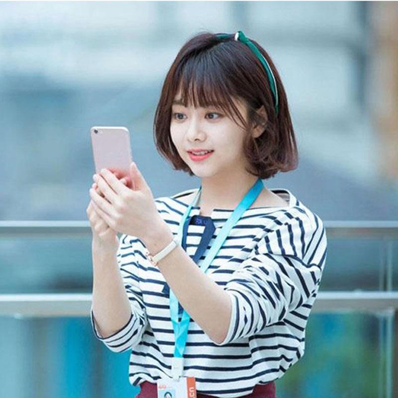 противоскользящее 2017 свежий сладкий шпилька заколка ткань новых студентов Южная Корея Джокер умыться кролик уши обруч
