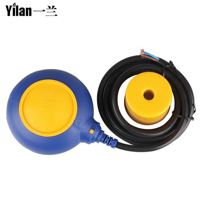 ポンプの水位は全自動で円形のコントロールが制御される