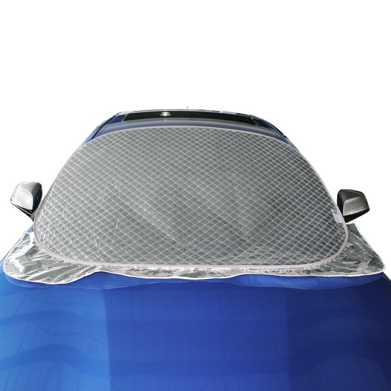 fooliumi paksus on lihtne korda soojusisolatsiooni auto päikese eest varju päikese ees anti - frost, säilitades.