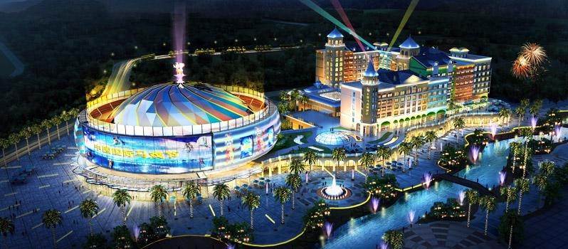 珠海横琴长隆国际马戏门票图片