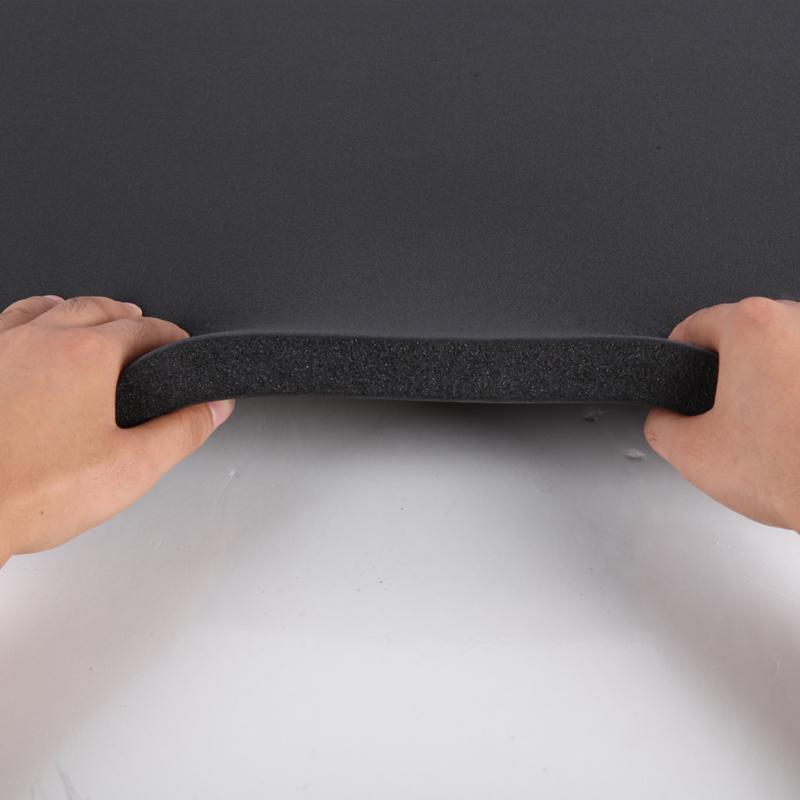 Isolation de coton d'isolation thermique, d'isolation ignifuge acoustique au niveau de la carte de matériaux de décoration de 3 cm de bruit basse fréquence le monstre roi