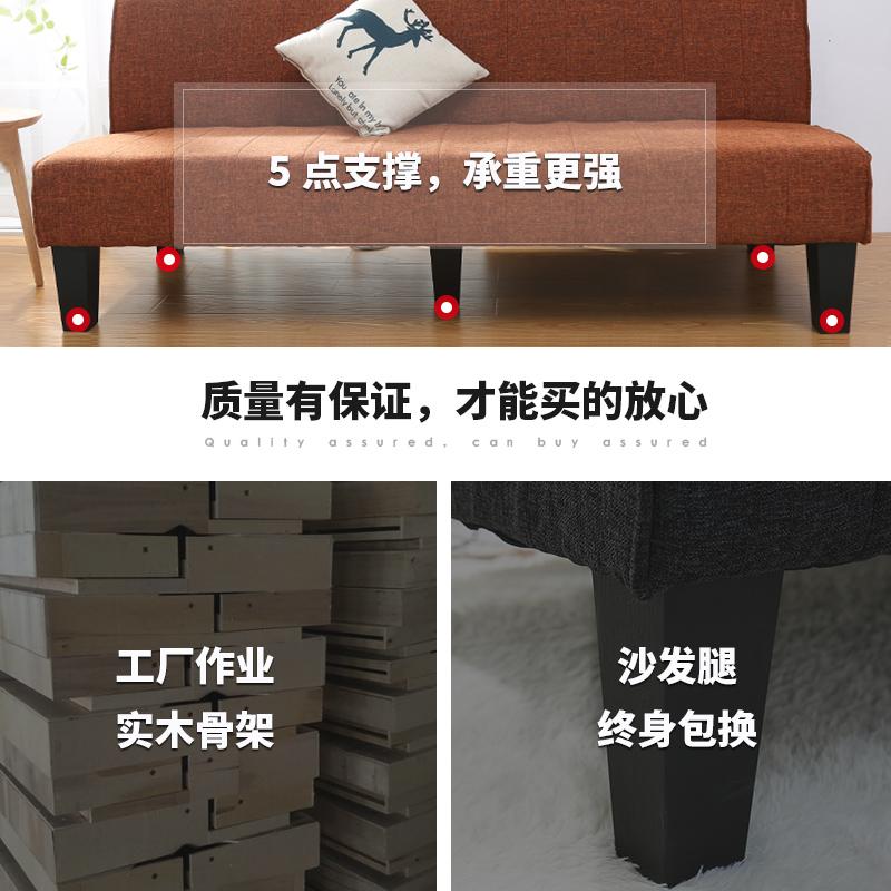 ソファベッドルーム、ベッドルーム、ベッドルーム、経済型の布製ルーム