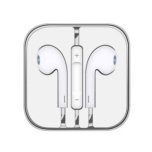 手机耳机线苹果安卓通用三星OPPO小米带麦控式vivo入耳塞接听电话